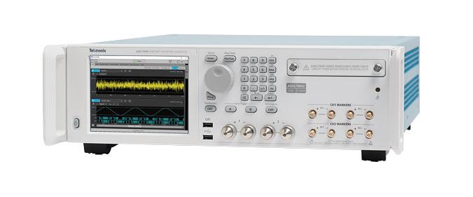 Генератор сигналов AWG70000B