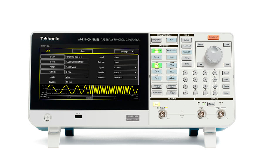 Генератор сигналов произвольной формы AFG31000