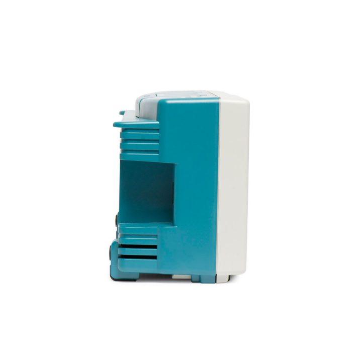 Цифровой осциллограф Tektronix TDS2012C - вид сбоку