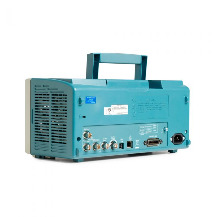 Генераторы серии AFG3000C - вид сбоку