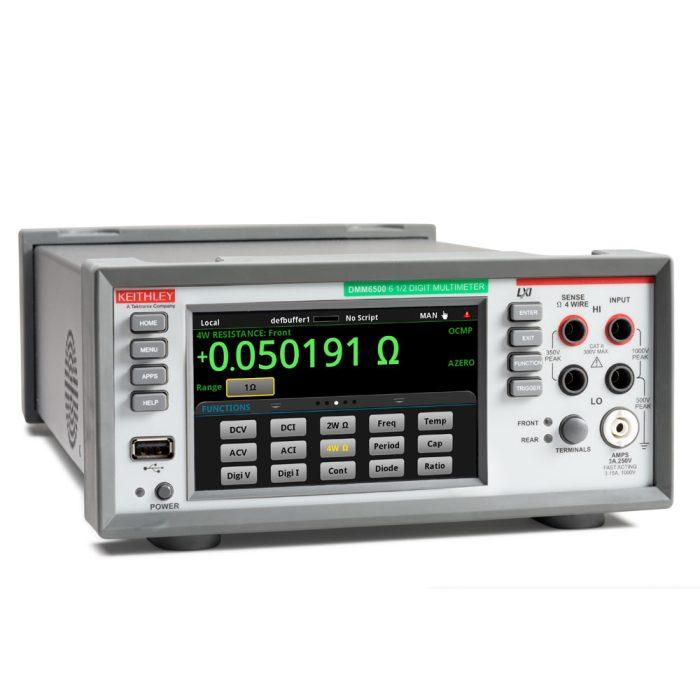Мультиметр 6,5 разрядов DMM6500