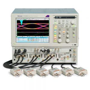 Стробоскопический осциллограф DSA8300 с оптическими модулями