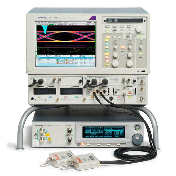 Стробоскопический осциллограф DSA8300