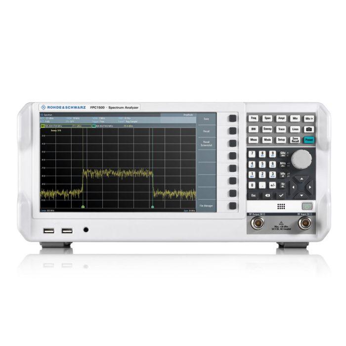 Анализатор спектра FPC1500