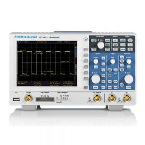 Осциллограф R&S® серии RTC1000 до 300 МГц