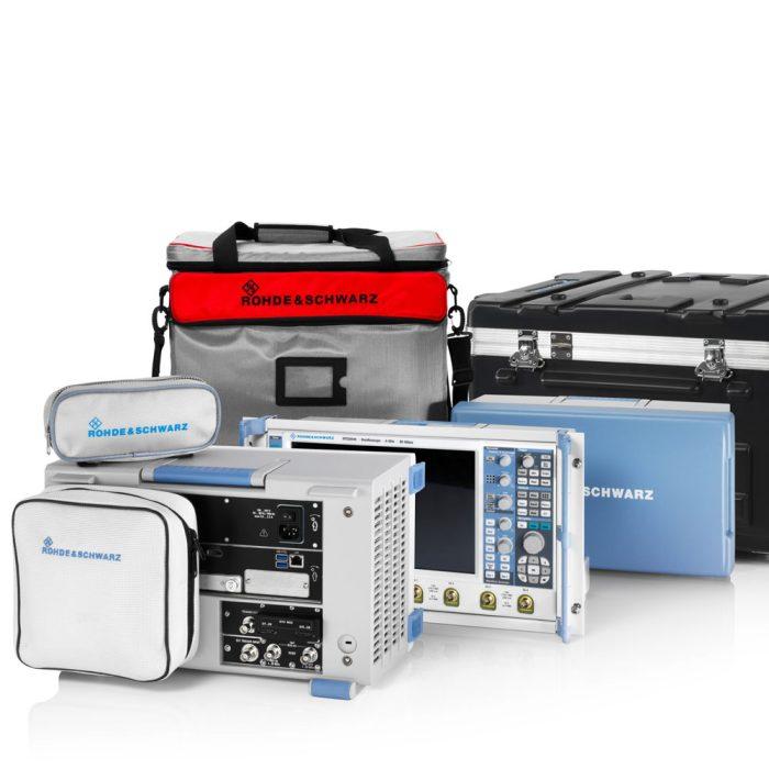 Широкий набор аксессуаров для осциллографов Rohde & Schwarz