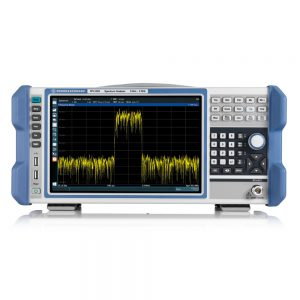 Компактный анализатор серии R&S® FPL1000; до 7.5 ГГц