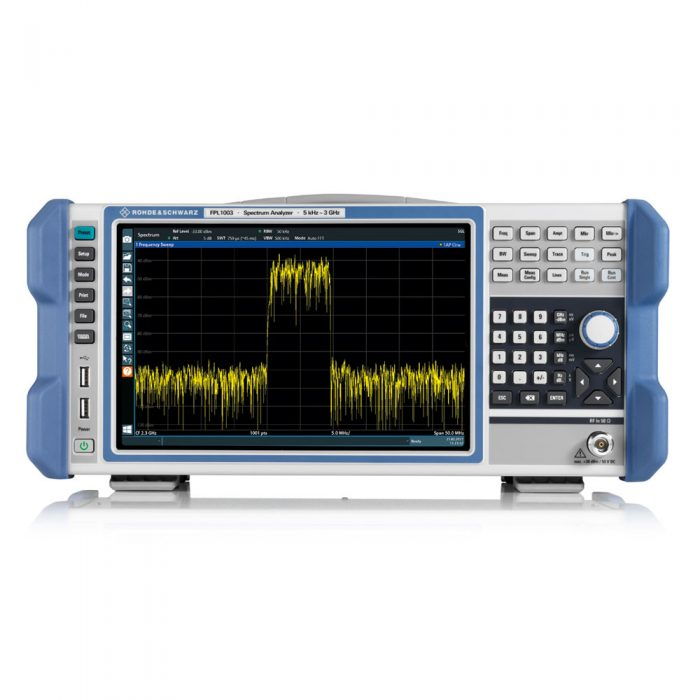 Анализатор спектра FPL1000