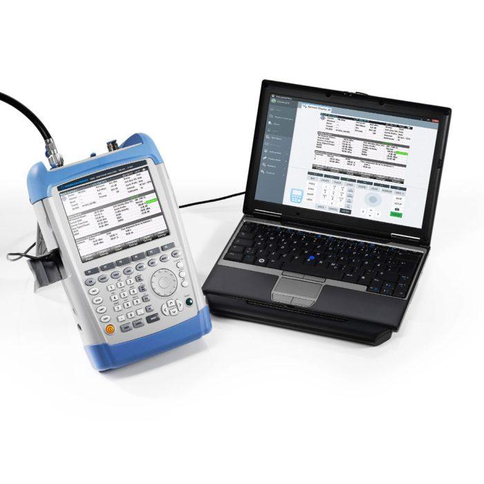 Анализатор спектра FSH8 с внешним ПК