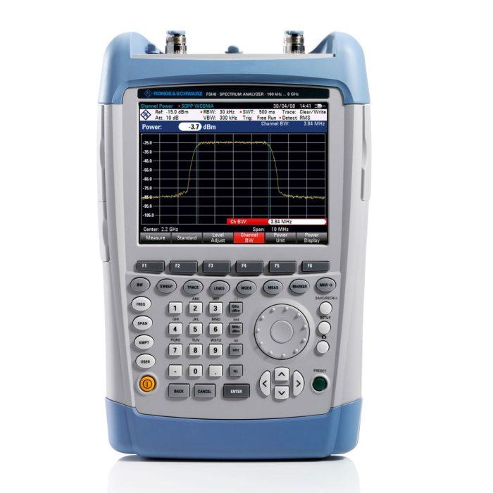 Анализатор спектра FSH8