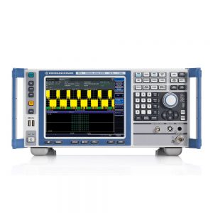 Анализатор спектра и сигналов серии R&S®FSV до 40 ГГц