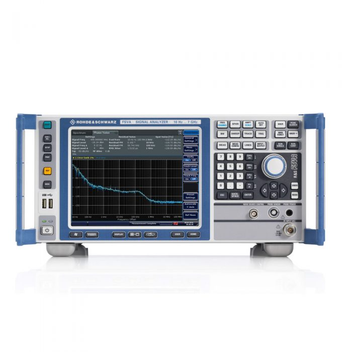 Семейство анализаторов спектра R&S FSVA