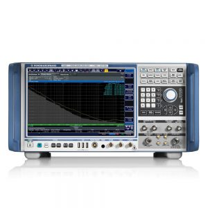 Анализатор фазовых шумов и тестер ГУН серии R&S®FSWP