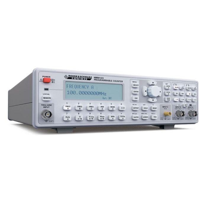 Частотомер Hameg HM8123