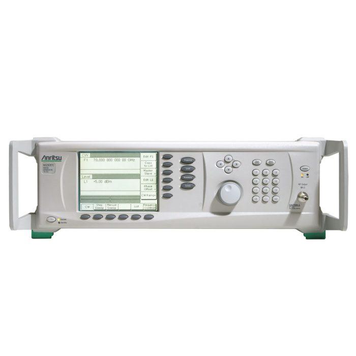 Генератор сигналов серии MG3690C