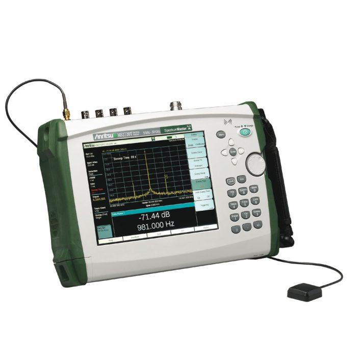 Анализатор спектра MS2720T