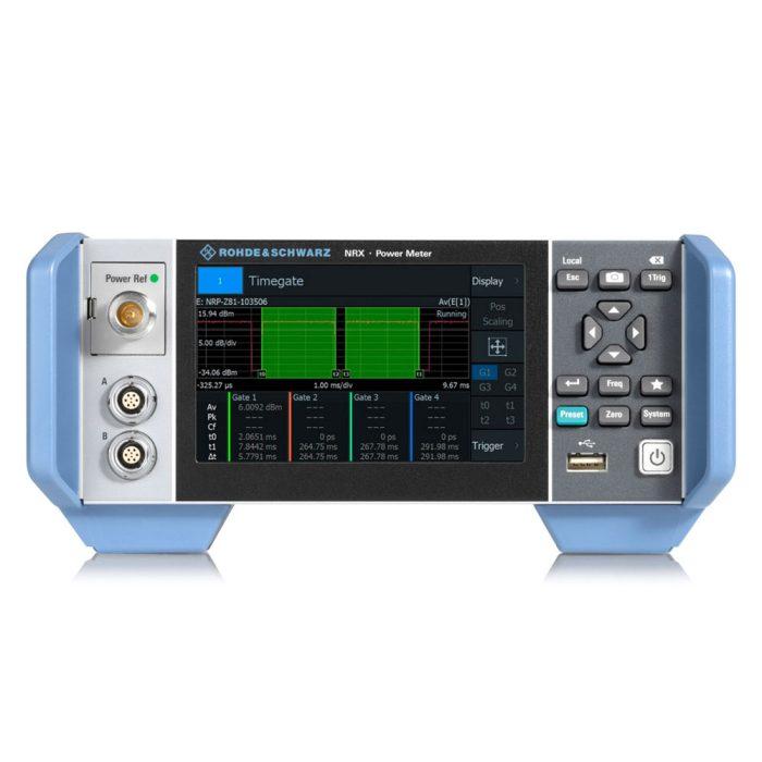 Базовый блок R&S NRX