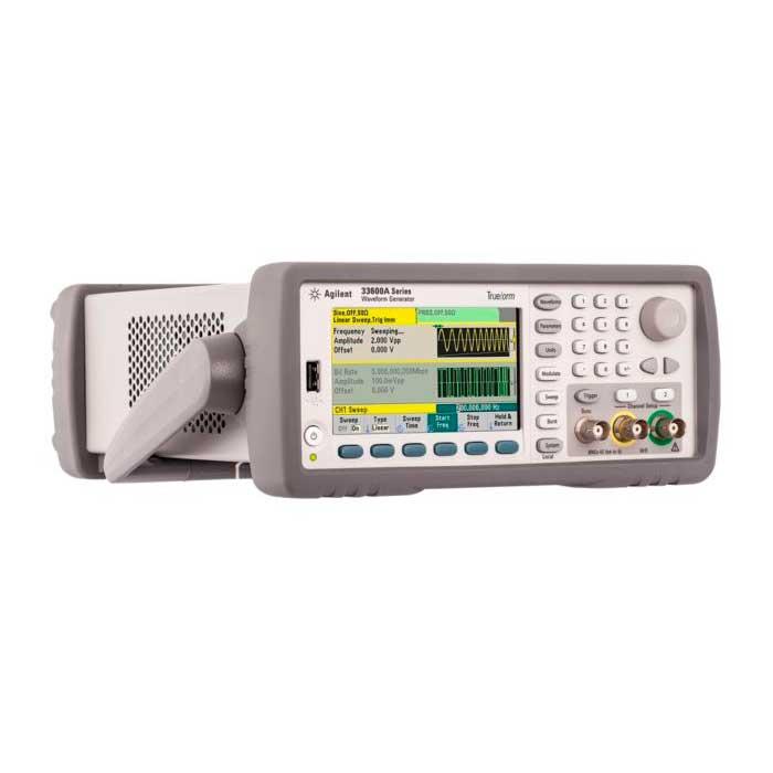 Генераторы сигналов Keysight 33600A