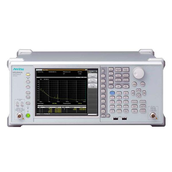 Анализатор MS2840A
