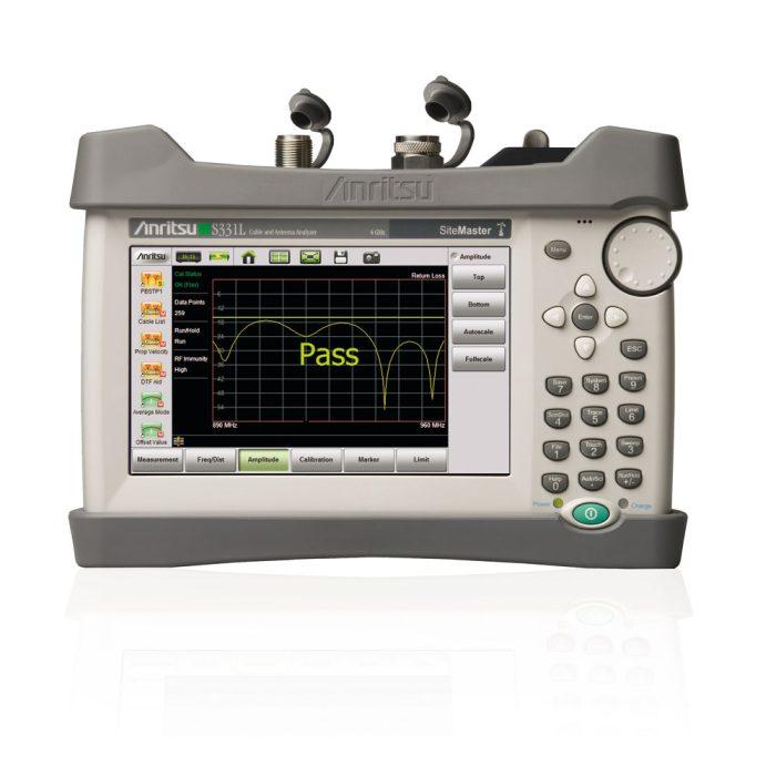 Анализатор антенн S331L