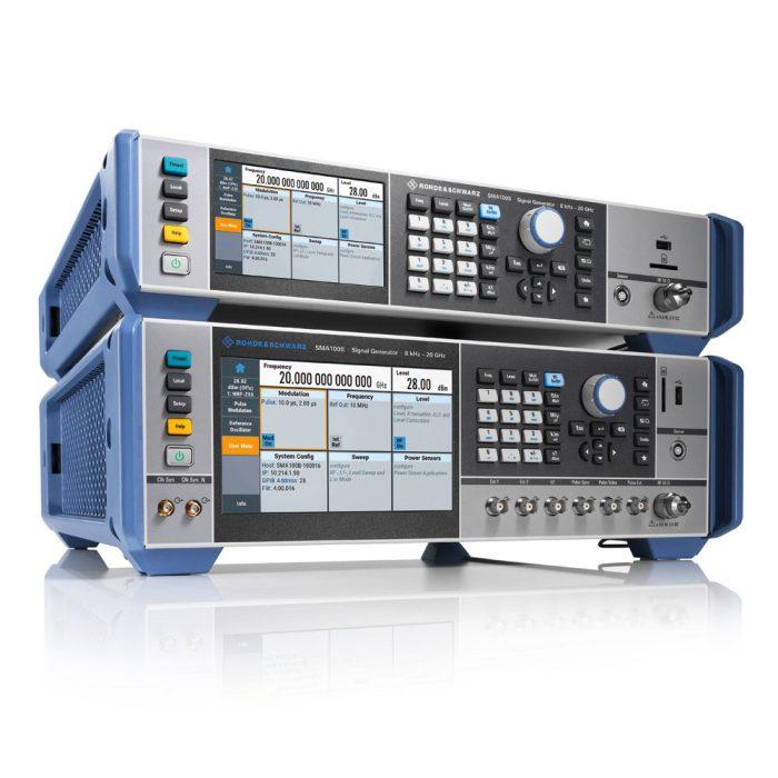 Генератор сигналов R&S SMA100B