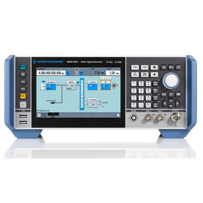 Векторный генератор сигналов SMBV100B