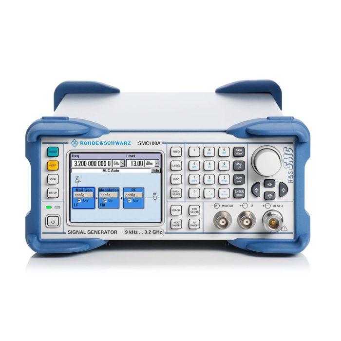 Аналоговый генератор сигналов R&S SMC100A