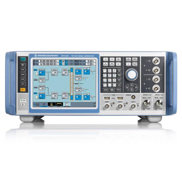Векторный генератор R&S SMW200A