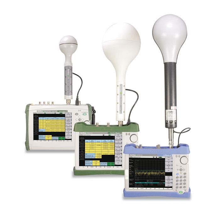 Приборы Anritsu для измерения ЭМП