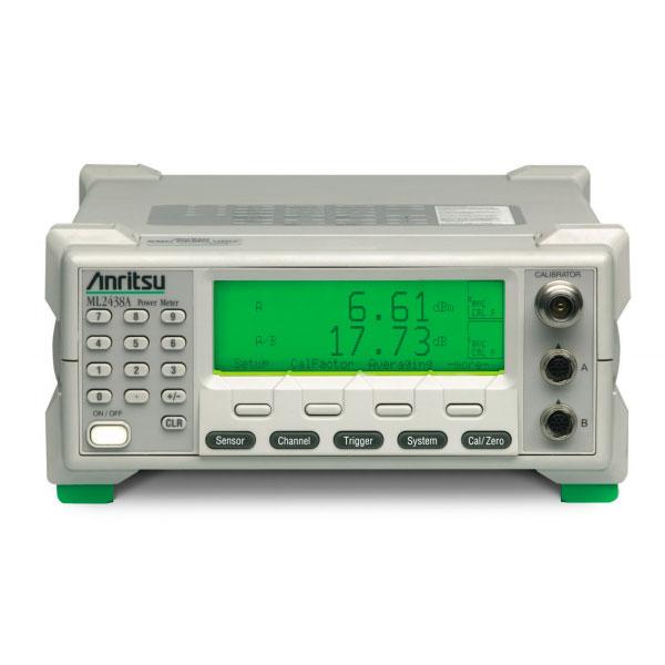 Анализаторы мощности ML2437A и ML2438A