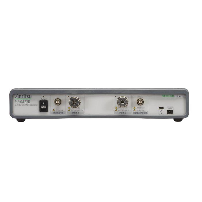 Компактный USB-векторный анализатор цепей MS46122B
