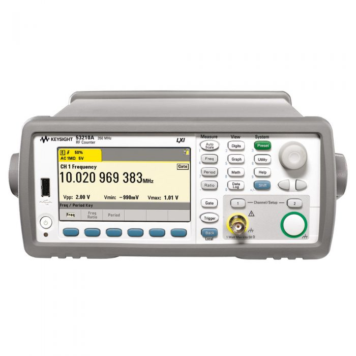 Частотомер Keysight 53210A