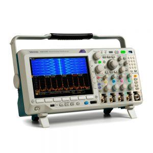 Комбинированный осциллограф MDO3024