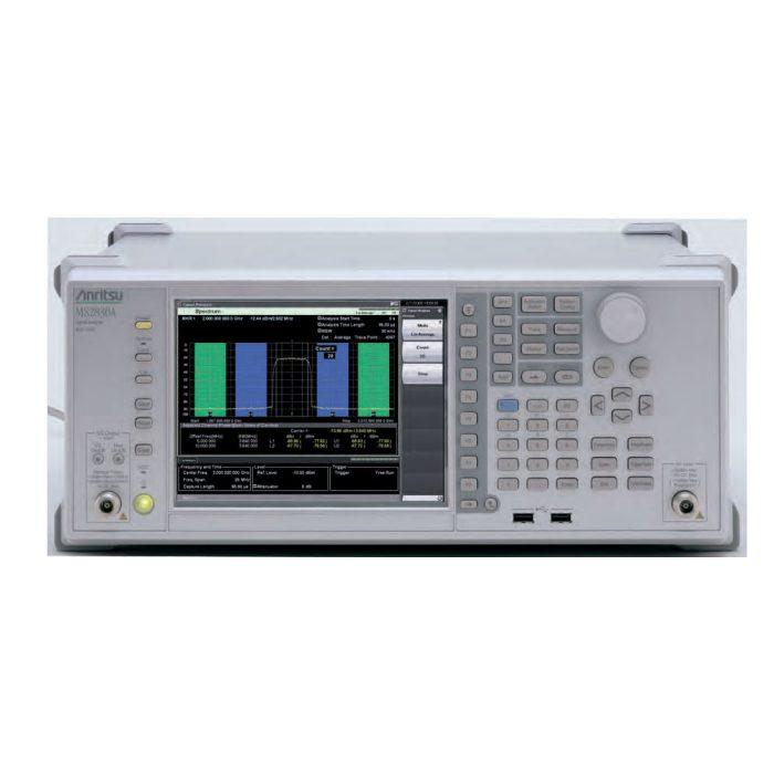 Анализатор спектра MS2830A