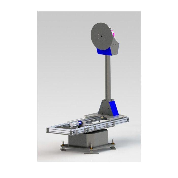 Система позиционирования антенн Maturo