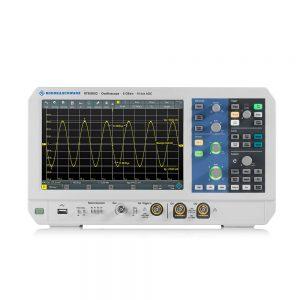 Внешний вид осциллографа RTM3002