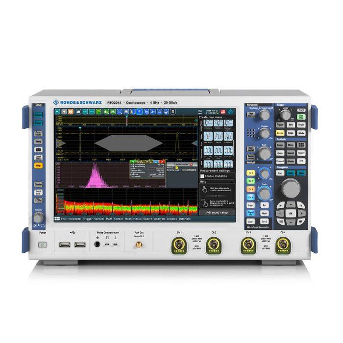 Цифровой осциллограф Rohde Schwarz RTO2044