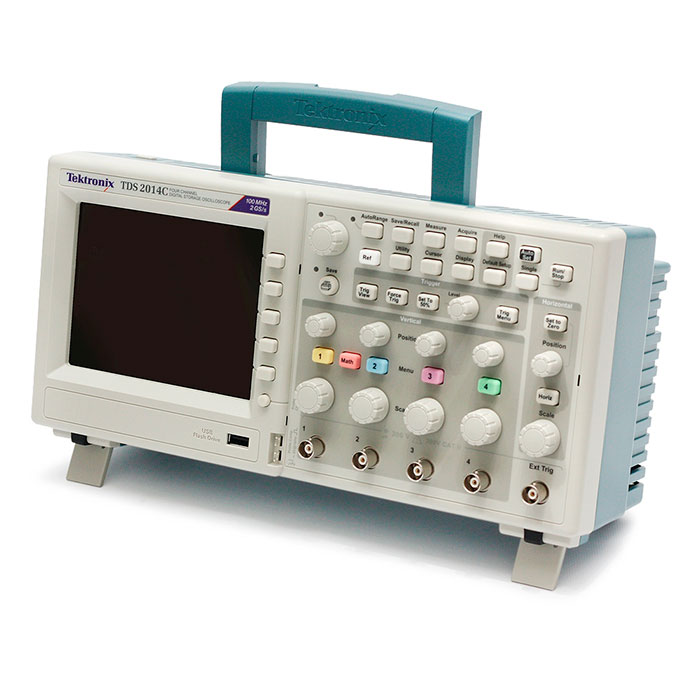 Цифровой осциллограф Tektronix TDS2014C
