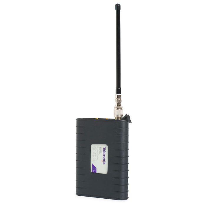 Штыревая антенна с анализатором спектра RSA306B