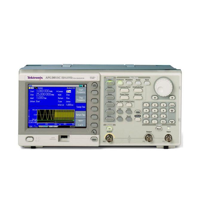 Генератор сигналов Tektronix AFG3011C