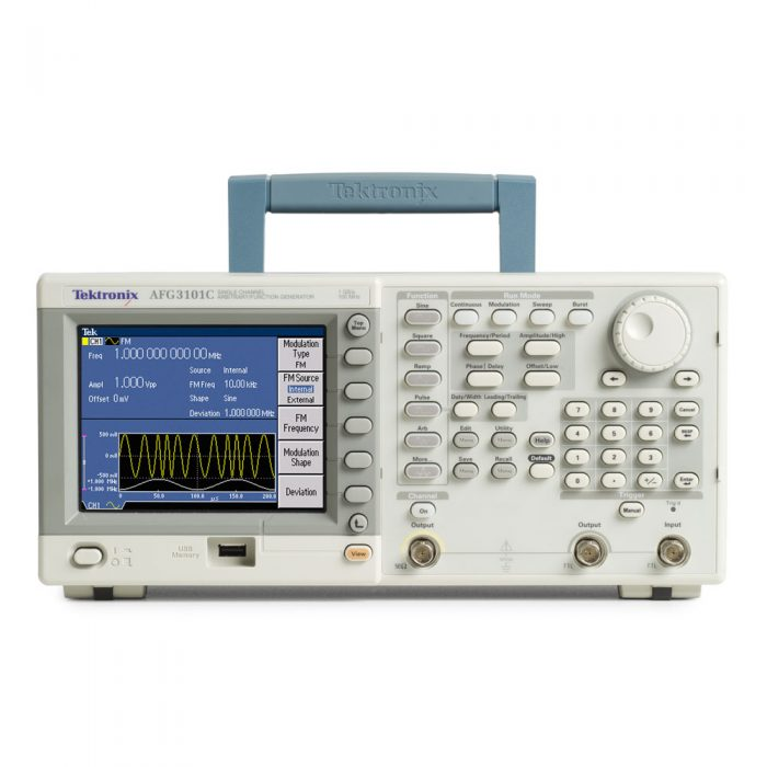 Генератор сигналов Tektronix AFG3051C, AFG3101C