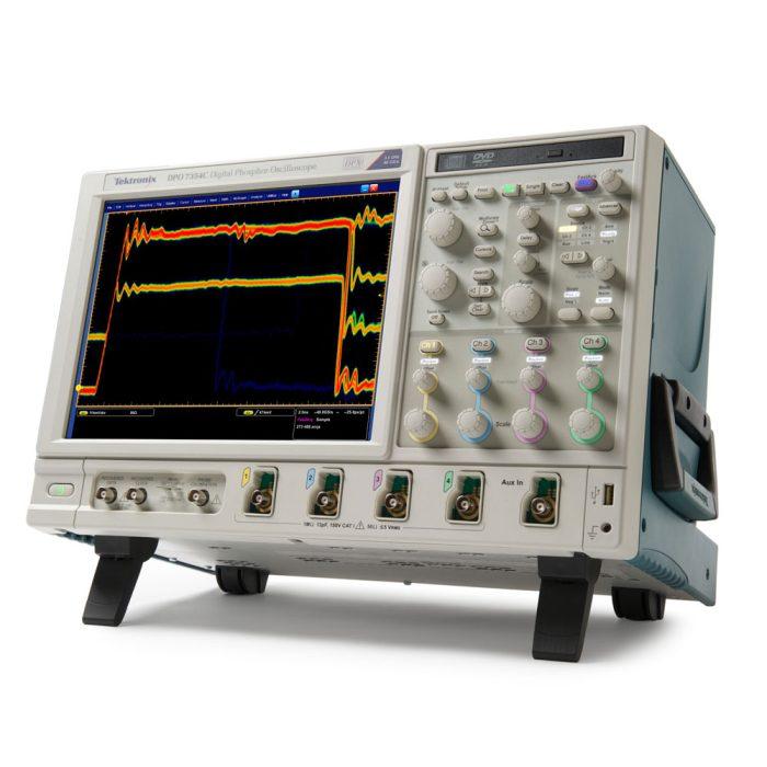 Цифровой осциллограф DPO7054C