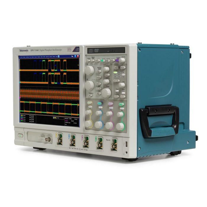 Цифровой осциллограф Tektronix DPO7104C