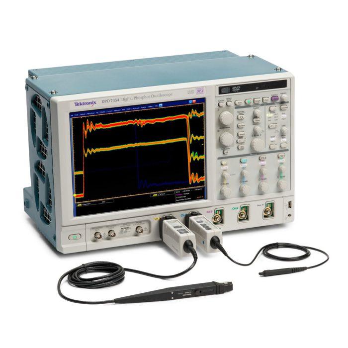 Цифровой осциллограф Tektronix DPO7254C