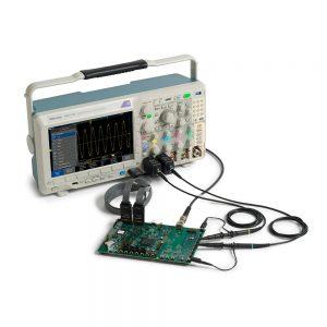 Комбинированный осциллограф MDO3014