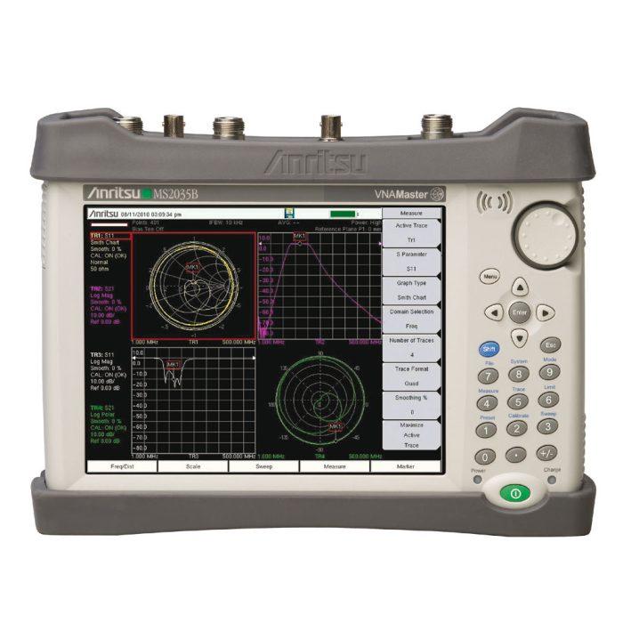 Анализатор сигналов VNA Master ms2034b