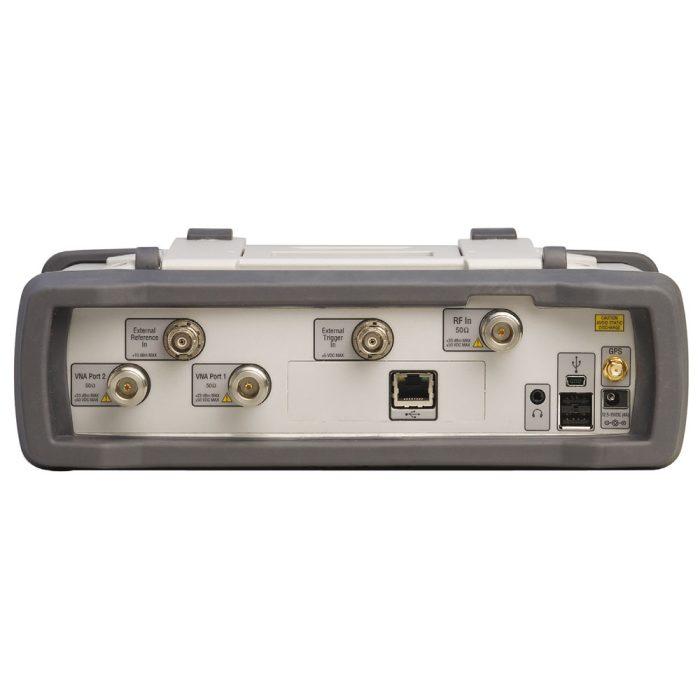 Анализаторы сигналов VNA Master MS2035B / MS2034B - вид сверху