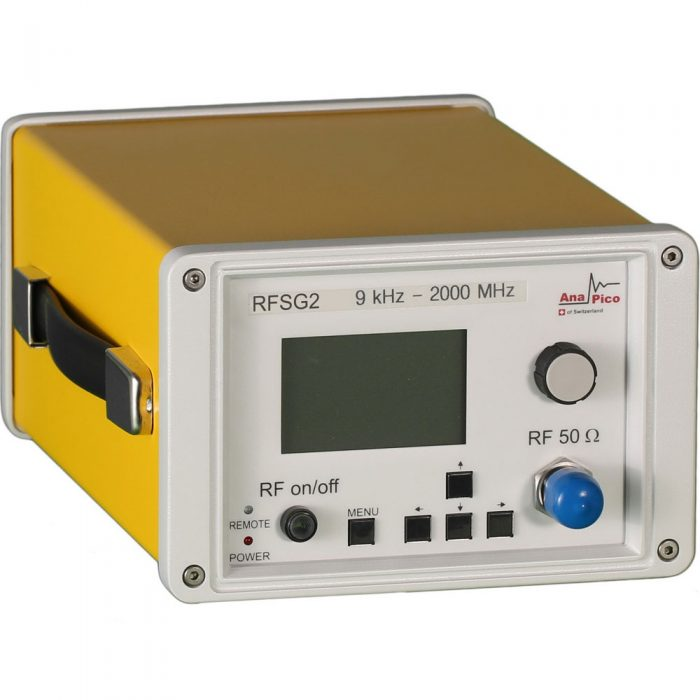 Генератор Anapico RFSG2 2 ГГц