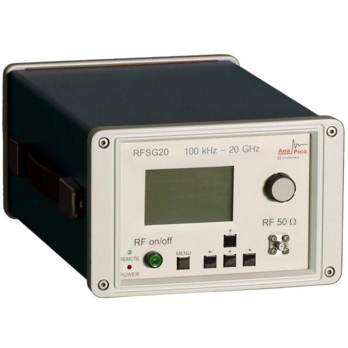 Аналоговый СВЧ генератор RFSG20 20 ГГц