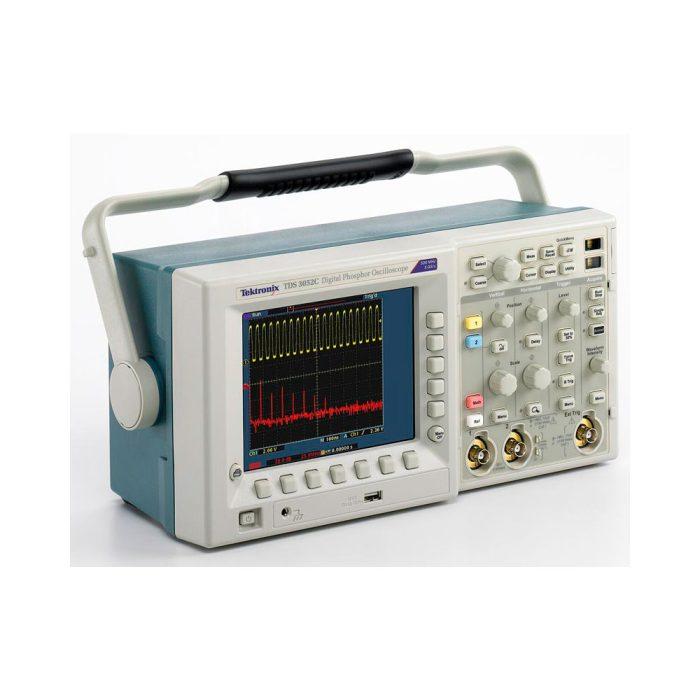 Цифровые осциллографы Tektronix TDS3052C